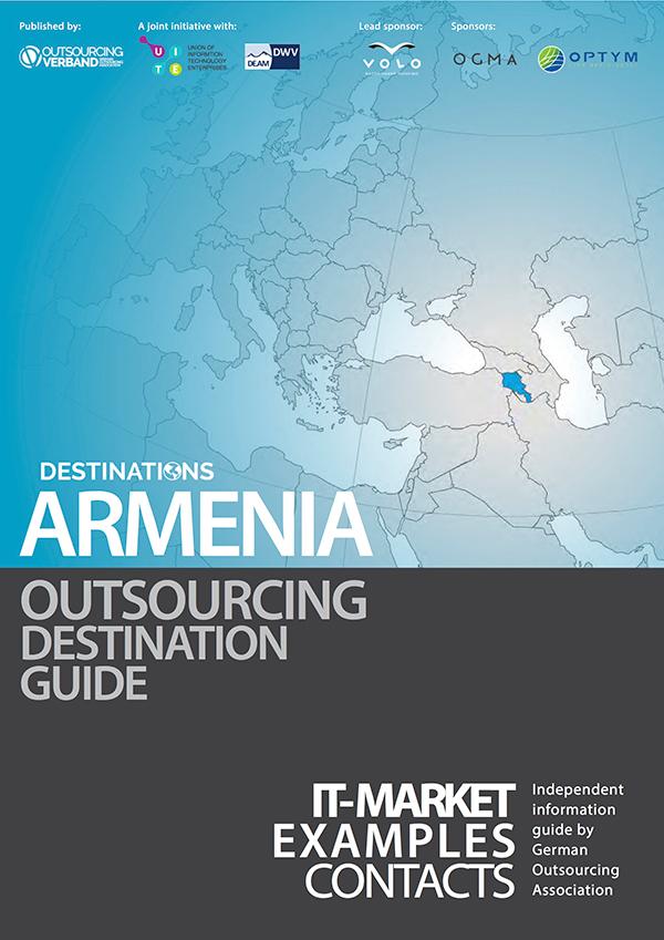 Outsourcing Destination Guide Armenia